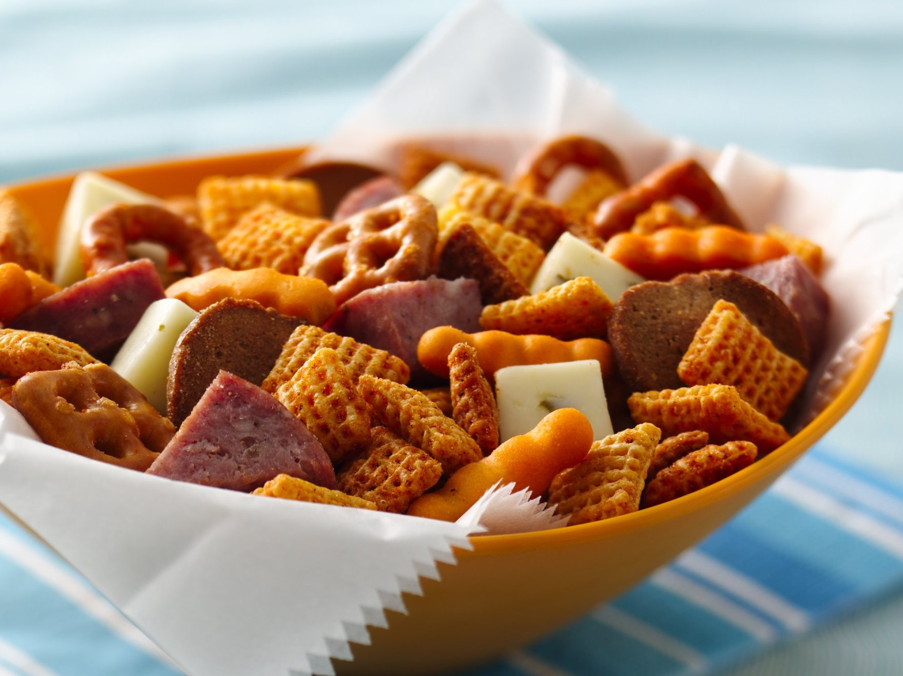 Snacks and Cereals