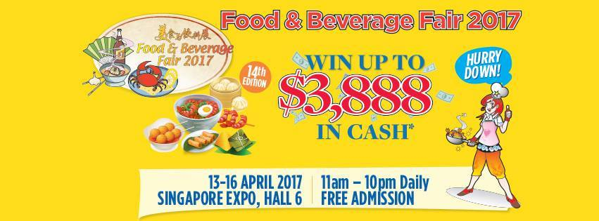 Food and Beverage Fair April 2017