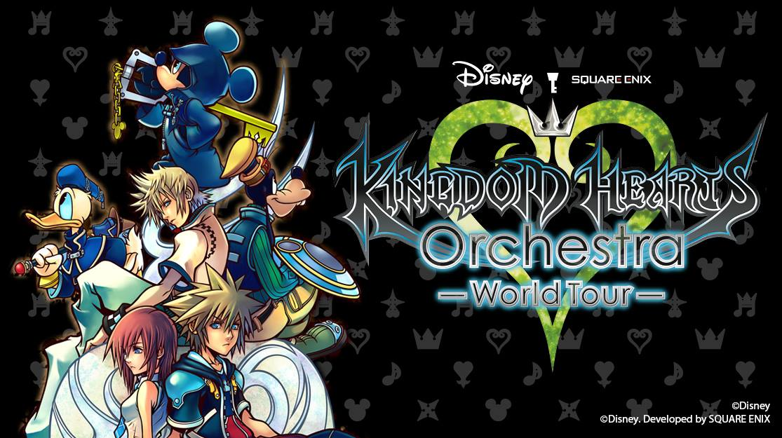 Kingdom Hearts Orchestra - World Tour - (Singapore) May Events 2017