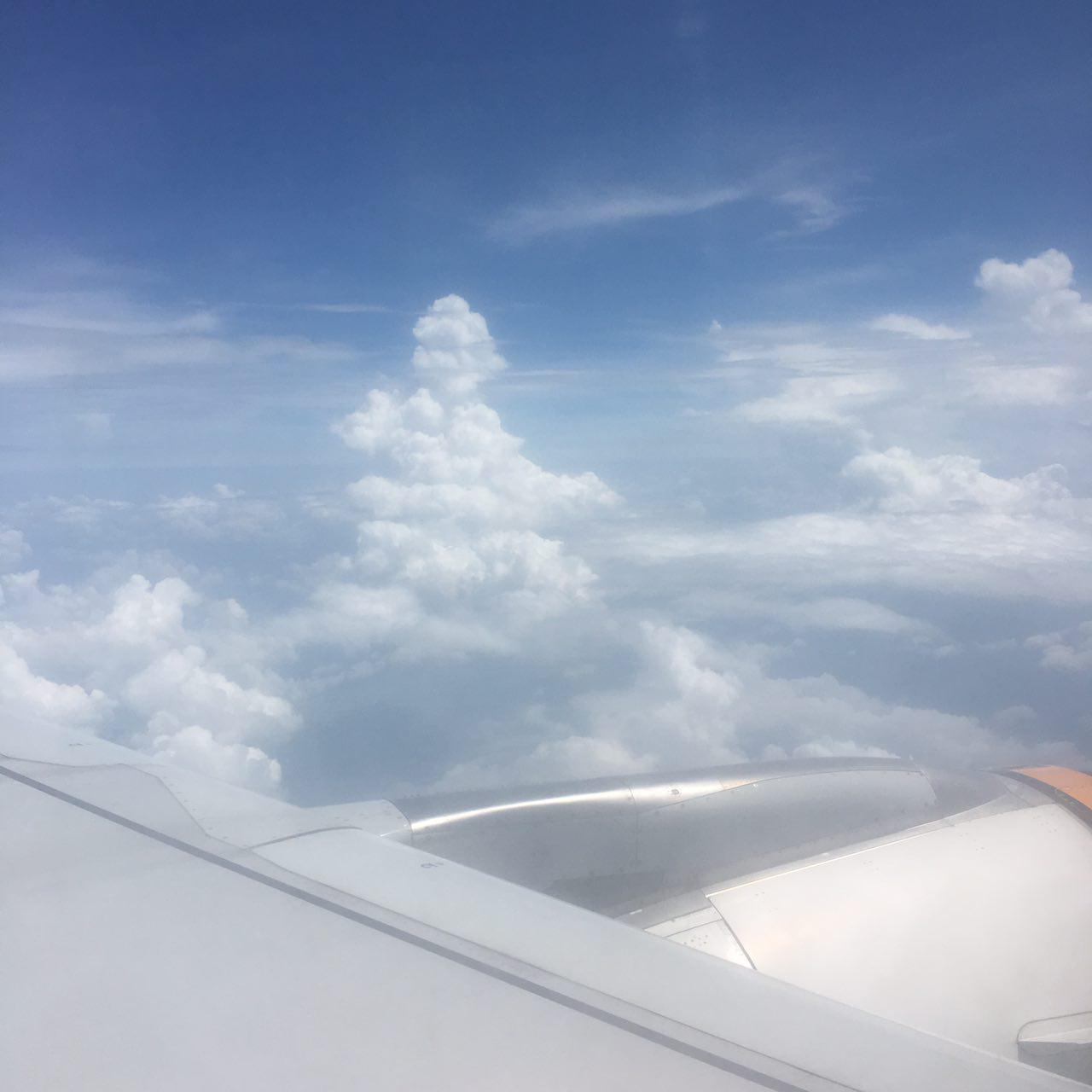 Clouds Travel