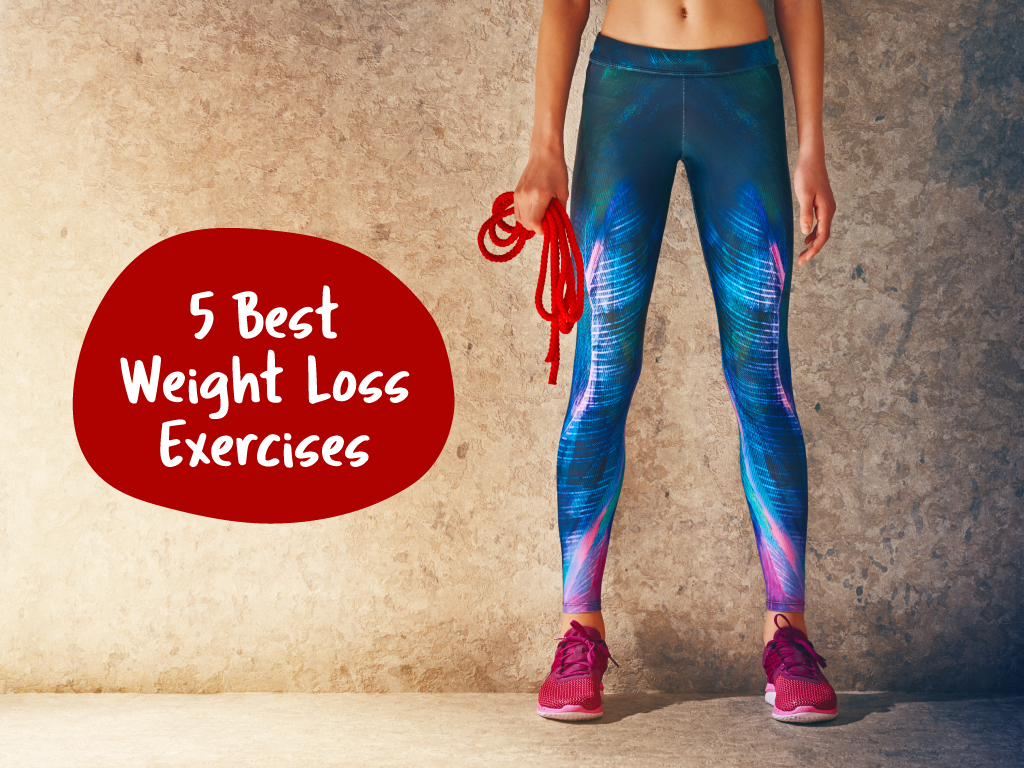 5-best-weight-loss-exercises